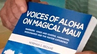 Voices of Aloha on Magical Maui the  Book